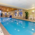 Swimming pool at Best Western Plus Holland