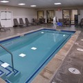 Swimming pool at Best Western Plus Hotel at the Convention Center