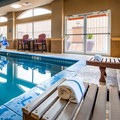 Swimming pool at Best Western Plus Jfk Inn & Suites