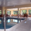 Swimming pool at Best Western Plus Kalamazoo Suites