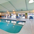 Swimming pool at Best Western Plus Keene Hotel