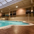 Swimming pool at Best Western Plus Kingston Hotel & Conference Center