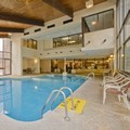 Swimming pool at Best Western Plus La Porte Hotel & Conference Center