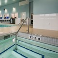 Swimming pool at Best Western Plus Lacombe Inn & Suites