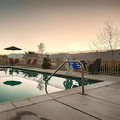 Swimming pool at Best Western Plus Lake Elsinore Inn & Suites