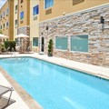 Swimming pool at Best Western Plus Lake Jackson Inn & Suites