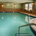 Swimming pool at Best Western Plus Langley Inn