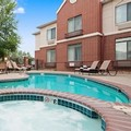 Swimming pool at Best Western Plus Louisville Inn & Suites