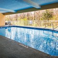 Swimming pool at Best Western Plus Magnolia Inn & Suites