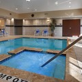 Swimming pool at Best Western Plus Manvel Inn & Suites