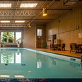 Swimming pool at Best Western Plus Mariposa Inn & Conference Centre