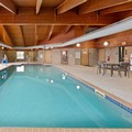 Swimming pool at Best Western Plus Mccall Lodge & Suites