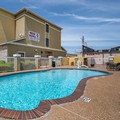 Swimming pool at Best Western Plus Mckinney Inn & Suites