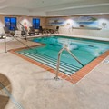Swimming pool at Best Western Plus Memorial Inn & Suites