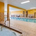 Swimming pool at Best Western Plus Mid Nebraska Inn & Suites