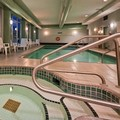Swimming pool at Best Western Plus Mission City Lodge