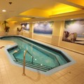 Swimming pool at Best Western Plus Montreal Airport Hotel