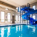 Swimming pool at Best Western Plus Moose Jaw