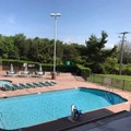 Swimming pool at Best Western Plus Morristown Conference Center Hotel