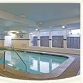Swimming pool at Best Western Plus Navigator Inn & Suites