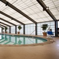 Swimming pool at Best Western Plus New Englander