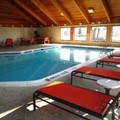 Swimming pool at Best Western Plus Newark / Christiana Inn