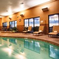 Swimming pool at Best Western Plus Night Watchman Inn & Suites