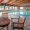 Swimming pool at Best Western Plus North Canton Inn & Suites