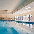 Swimming pool at Best Western Plus North Haven Hotel