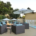 Swimming pool at Best Western Plus Novato Oaks Inn