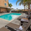 Swimming pool at Best Western Plus Oceanside Palms
