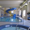 Swimming pool at Best Western Plus Okotoks Inn & Suites