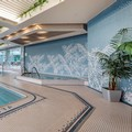 Swimming pool at Best Western Plus Oswego Hotel & Conference Center