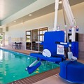 Swimming pool at Best Western Plus Patterson Park Inn