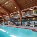 Swimming pool at Best Western Plus Plattsburgh