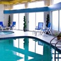 Swimming pool at Best Western Plus Regency Inn & Conference Centre