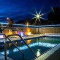 Swimming pool at Best Western Plus Revelstoke