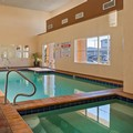 Swimming pool at Best Western Plus Rockwall Inn & Suites