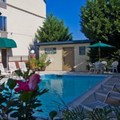 Swimming pool at Best Western Plus Russellville Hotel & Suites