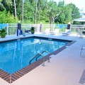 Swimming pool at Best Western Plus Ruston Hotel