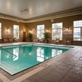 Swimming pool at Best Western Plus Saint John Hotel & Suites