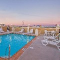 Swimming pool at Best Western Plus San Antonio East Inn & Suites