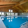 Swimming pool at Best Western Plus Sidney Lodge