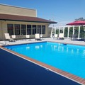 Swimming pool at Best Western Plus Skagit Valley Inn & Convention Center