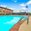 Swimming pool at Best Western Plus South