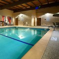 Swimming pool at Best Western Plus St. Paul North / Shoreview