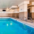 Swimming pool at Best Western Plus The Four Corners Inn