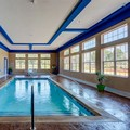 Swimming pool at Best Western Plus The Inn & Suites at Muskogee