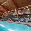 Swimming pool at Best Western Plus The Inn at Smithfield