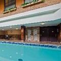 Swimming pool at Best Western Plus Toronto Airport Hotel